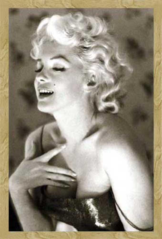Größe 61x91,5 cm Poster Druck Glow Marilyn Monroe Film Movie Kino