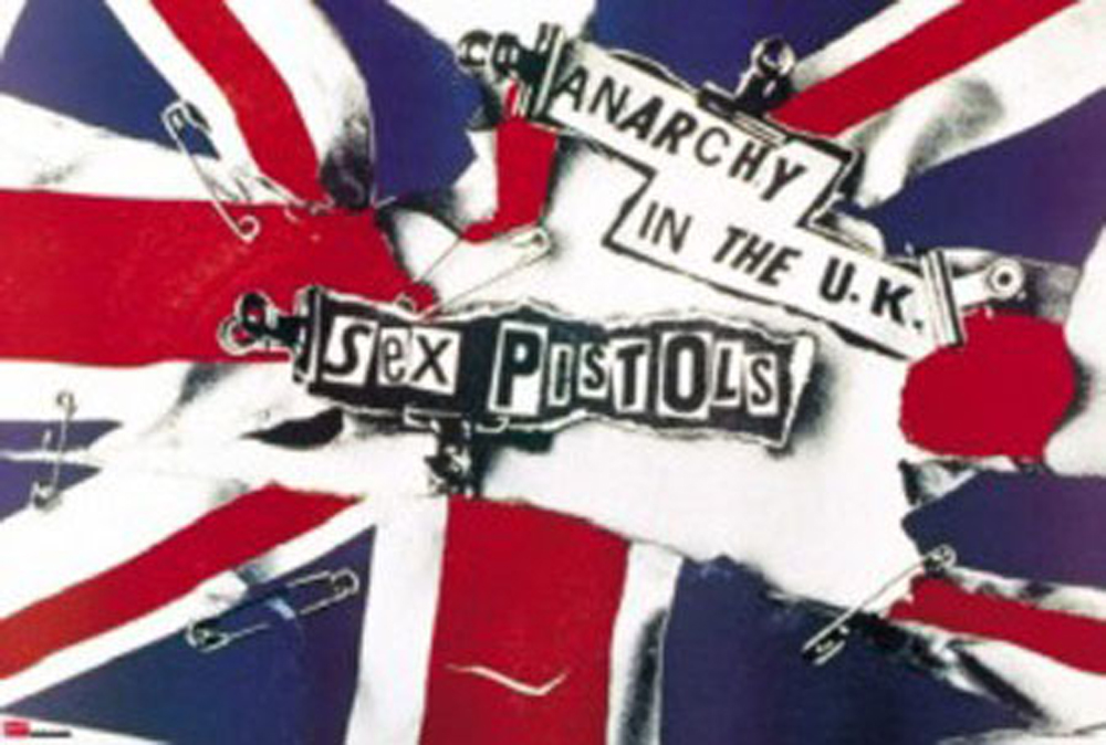 anarchy pistols the sex