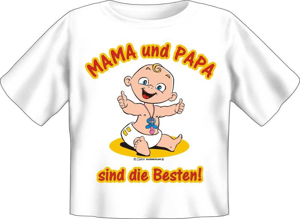 mama und papa sind die besten baby shirt textilien. Black Bedroom Furniture Sets. Home Design Ideas