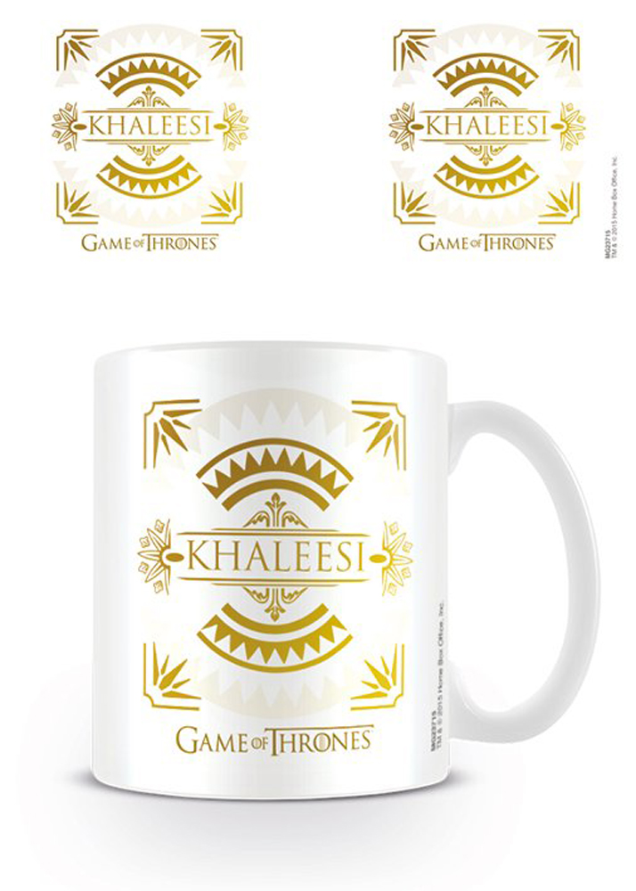 Khaleesi Game of Thrones Größe Ø8,5 H9,5cm Keramik Tasse