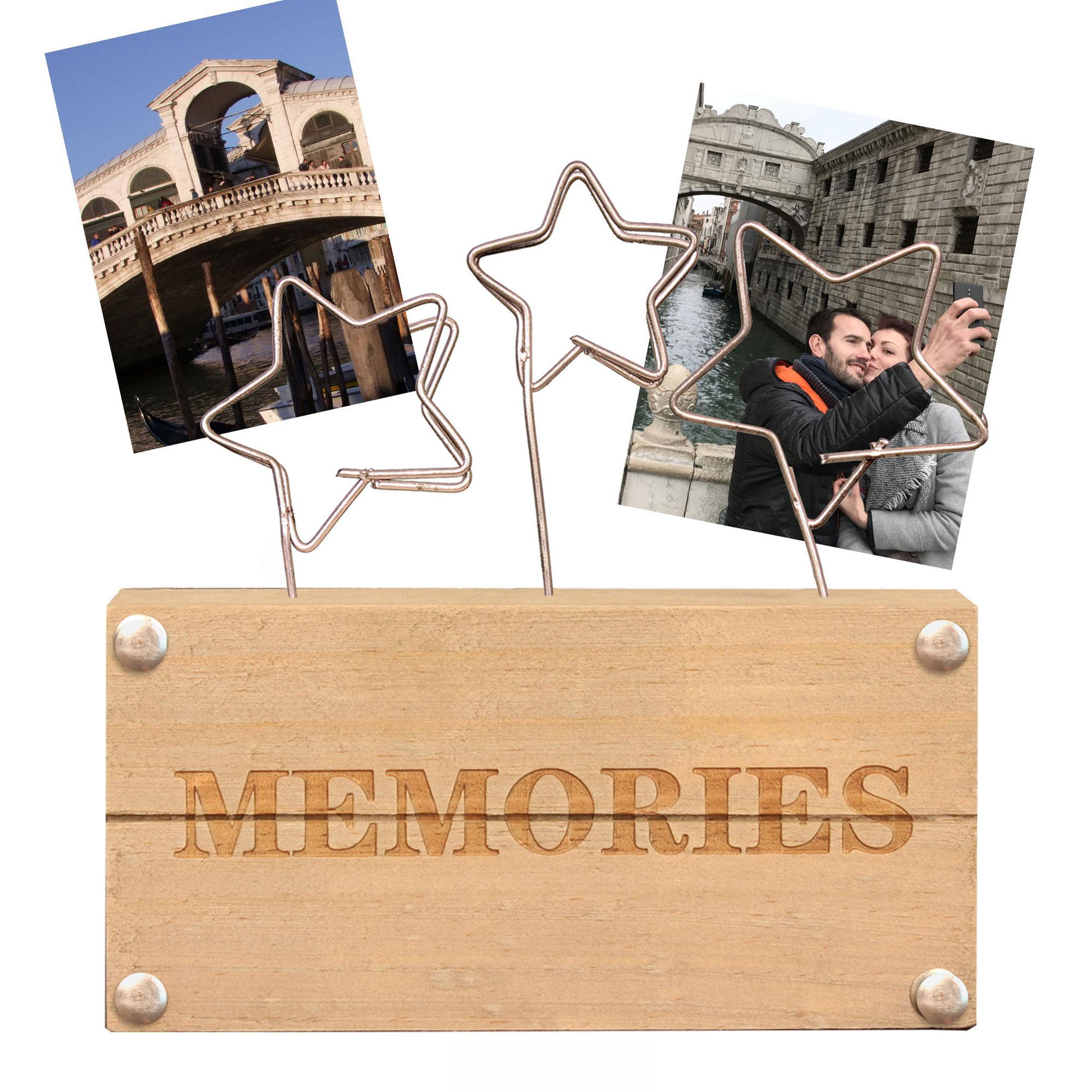 Collage Fotohalter - Memories Fotohalter - kleine-Rahmen - 15,5x16