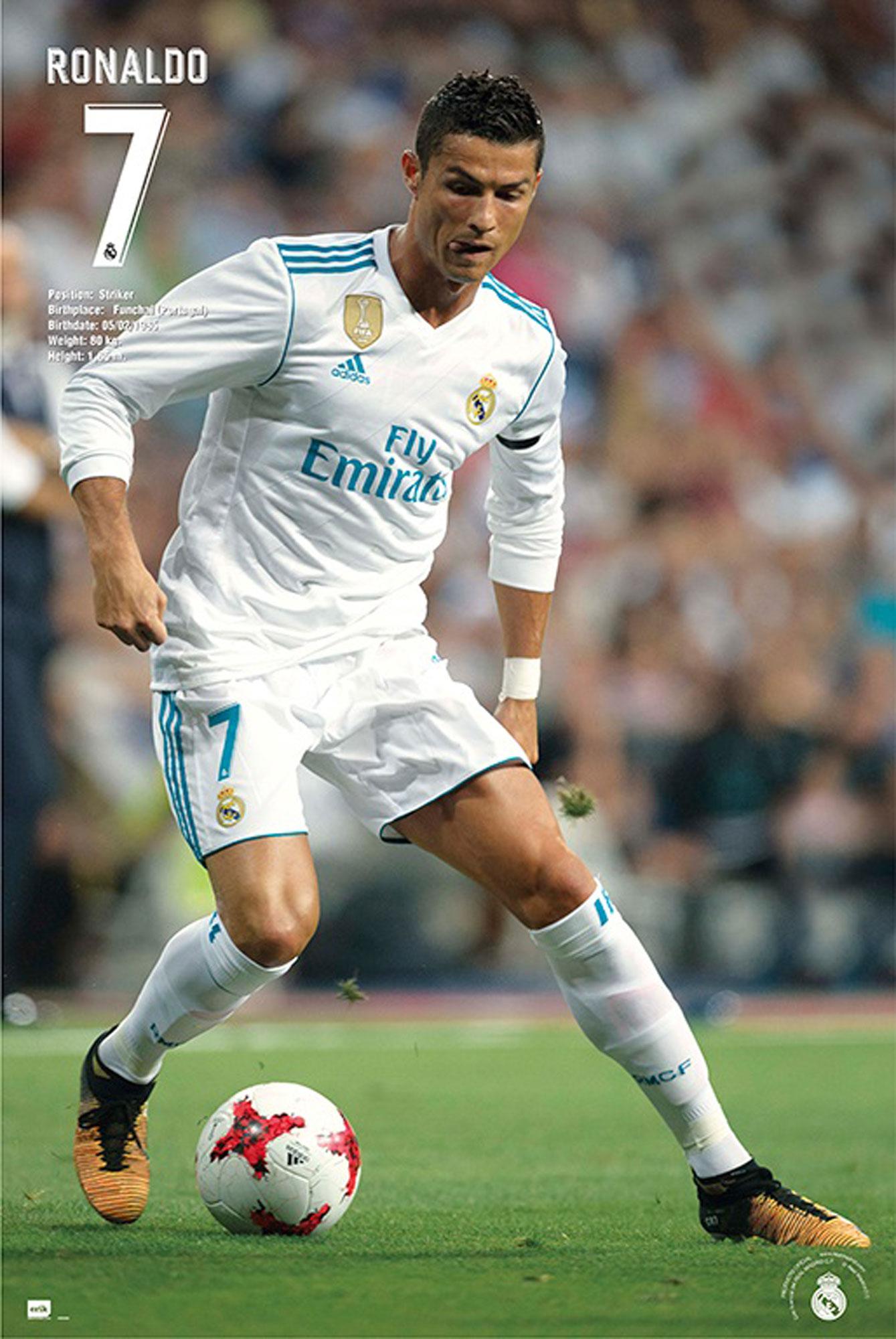 Ronaldo Fussball