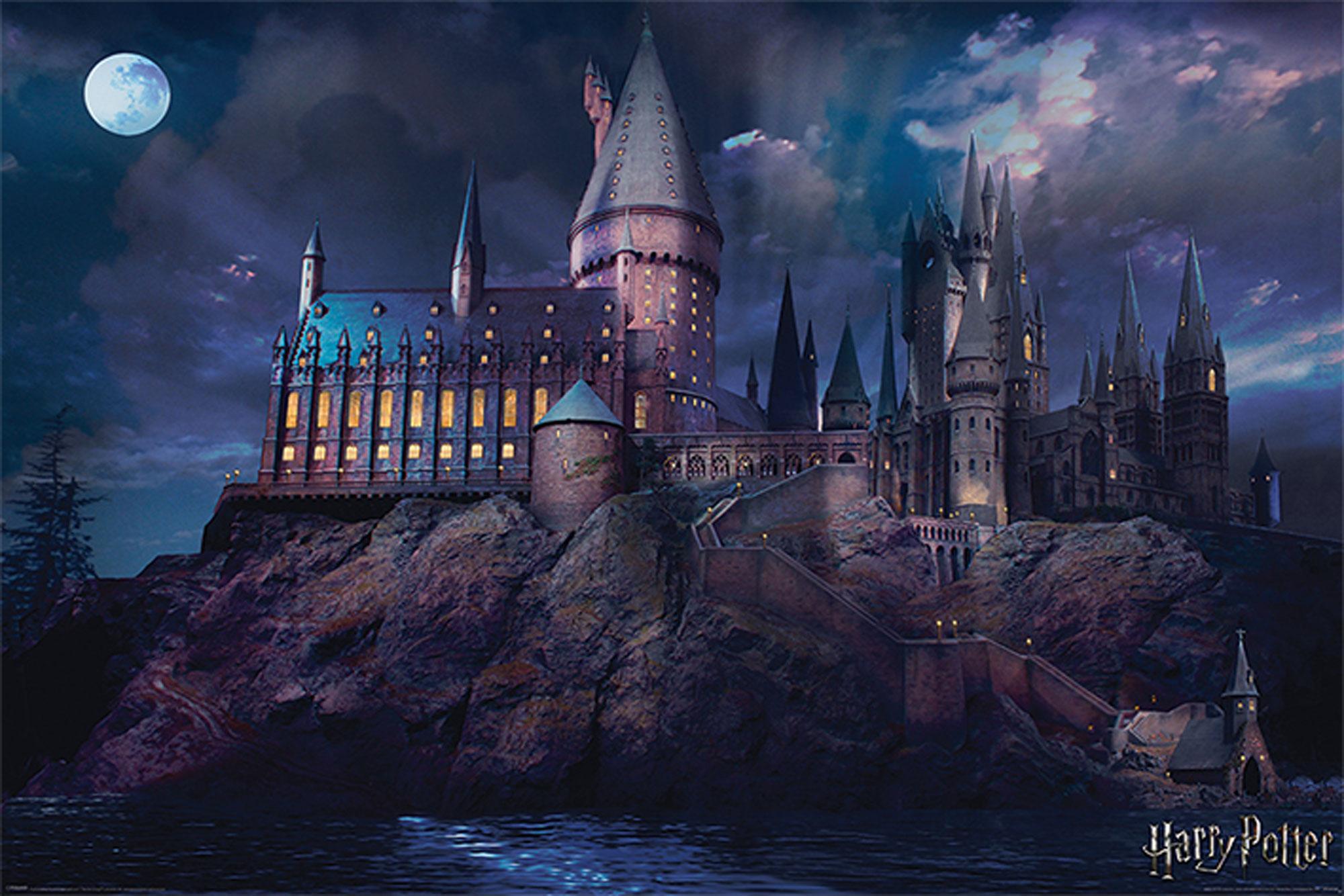 Hogwarts Schloss