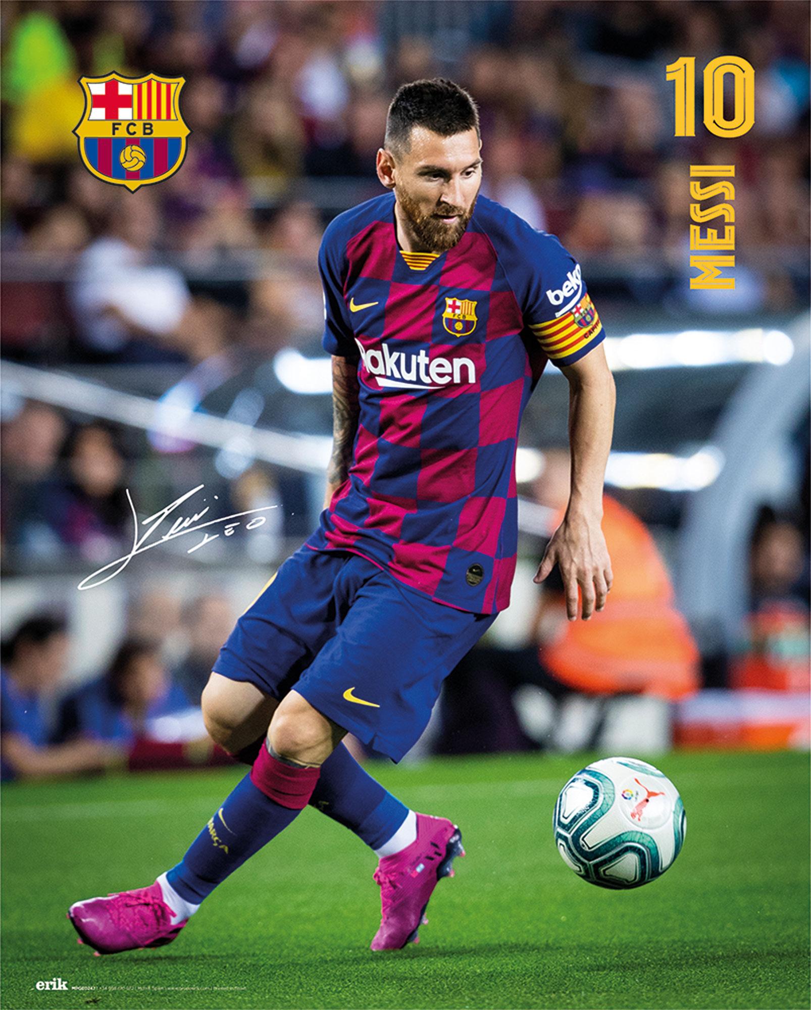Messi Größe