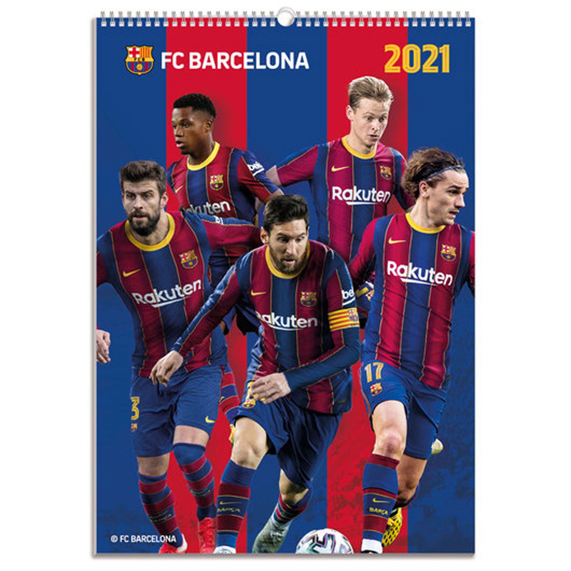 Barcelona Trainingsanzug 2021