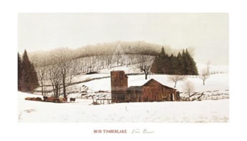 Bob timberlake near boone kunstdruck 40x70 for Spiegel 40x70