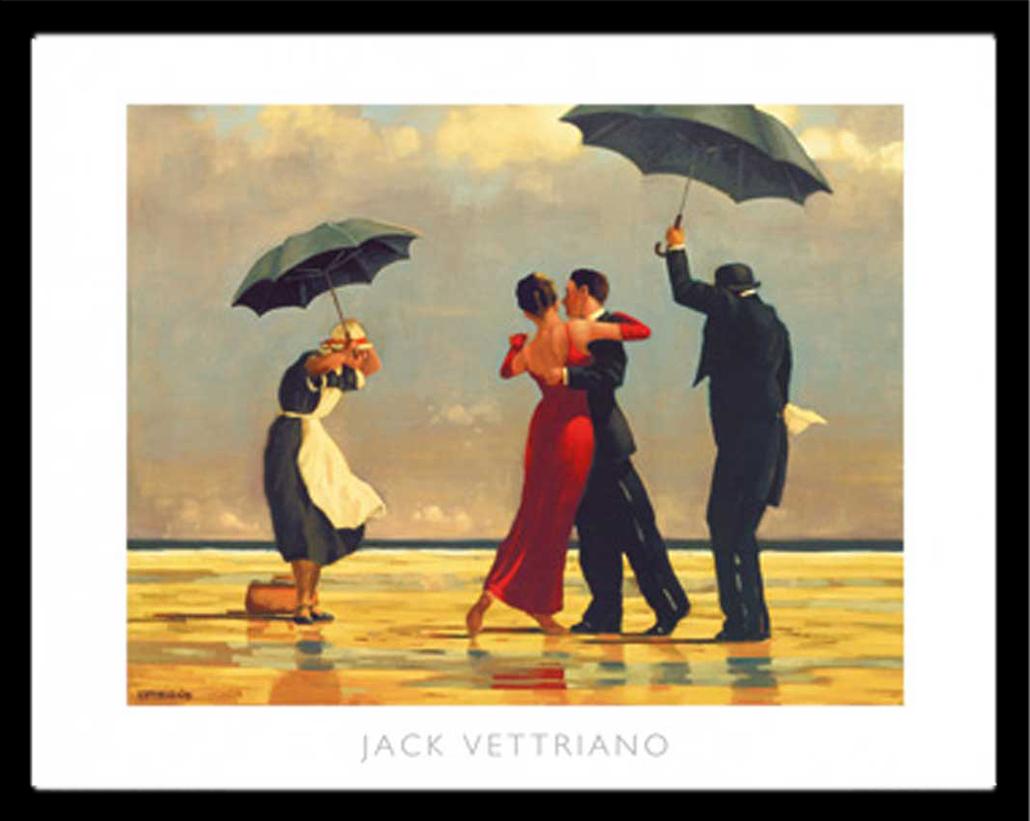 Jack Vettriano Kunstdruck : jack vettriano the singing butler kunstdruck 50x40 ~ Whattoseeinmadrid.com Haus und Dekorationen