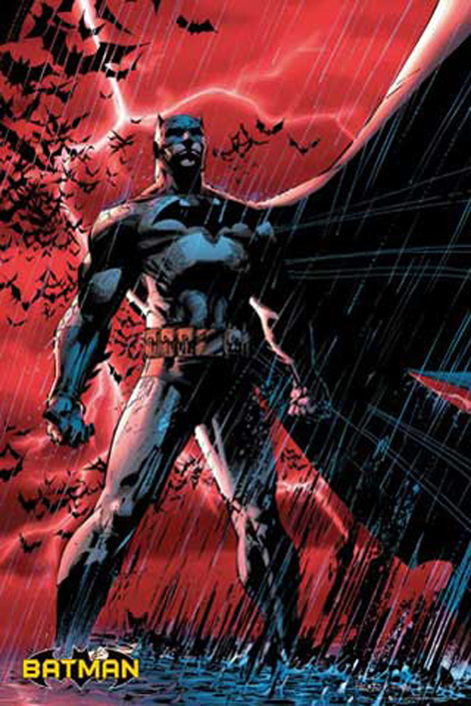 Batman - Comic - Red Rain - Poster - 61x91,5