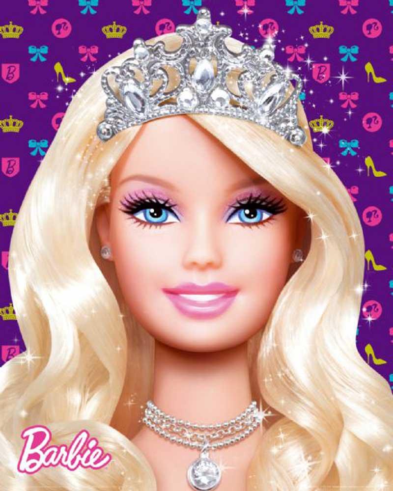 Barbie princess mini poster 40x50 - Images princesse ...