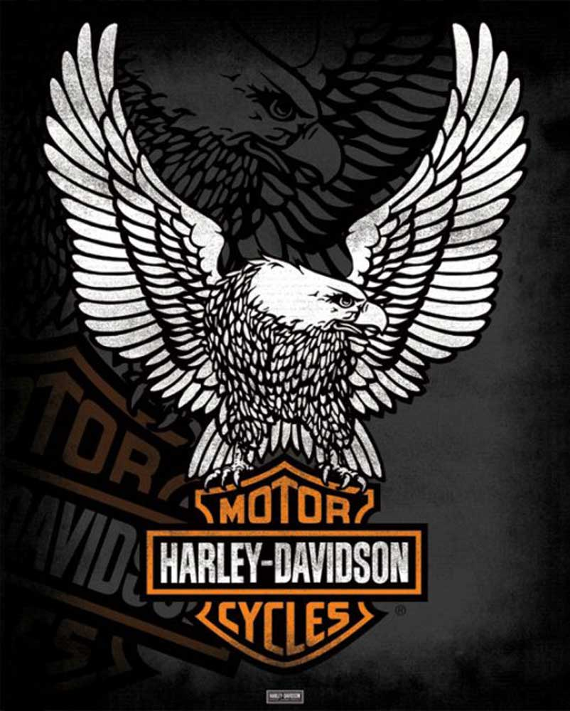 Tattoo Wallpapers Full Hd Iphone: Harley Davidson