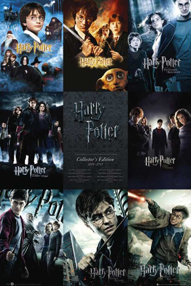 Harry Potter - Poster - Collection