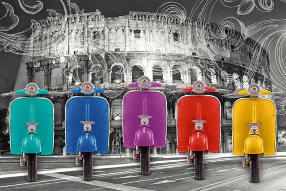 Vespa  For Sale Italy