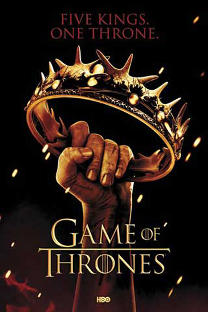 Game of Thrones - Poster - Crown