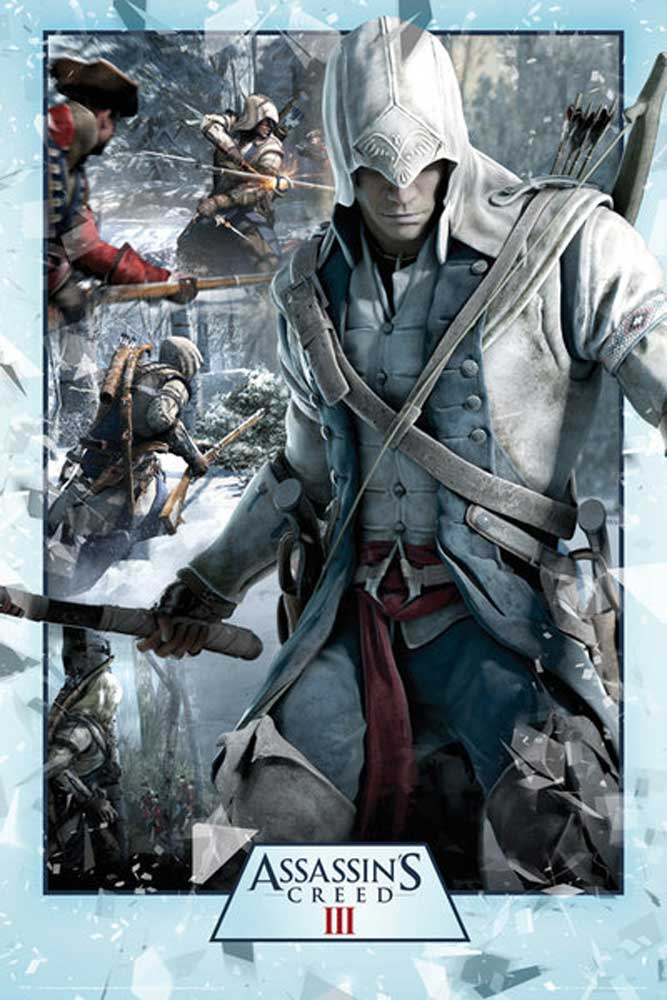 Assassins Creed - Poster - 3 - Collage