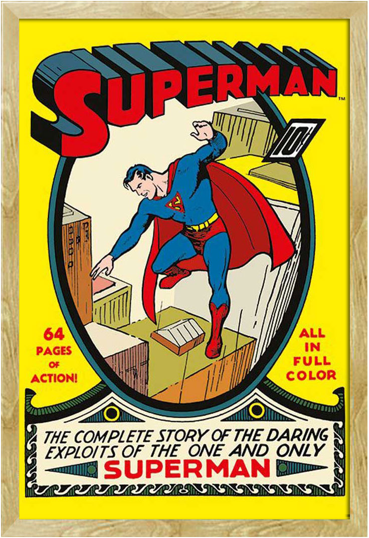 50 Essays Superman And Me
