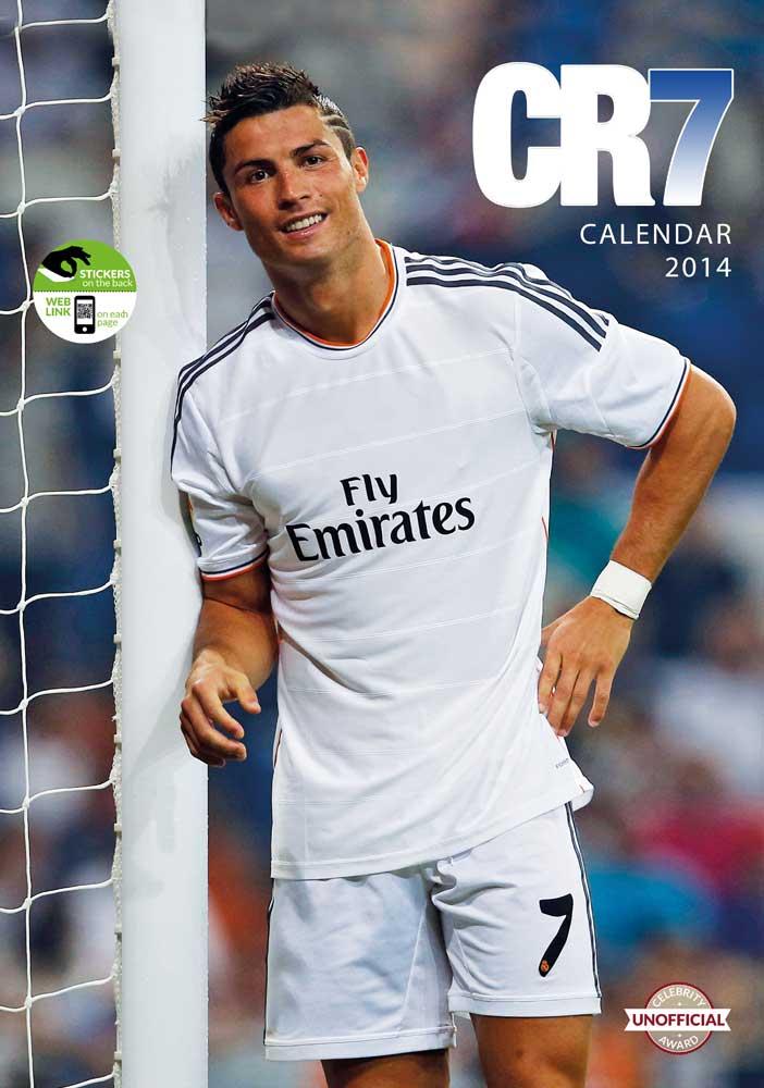 fußball  christiano ronaldo kalender 2014  kalender  30x42