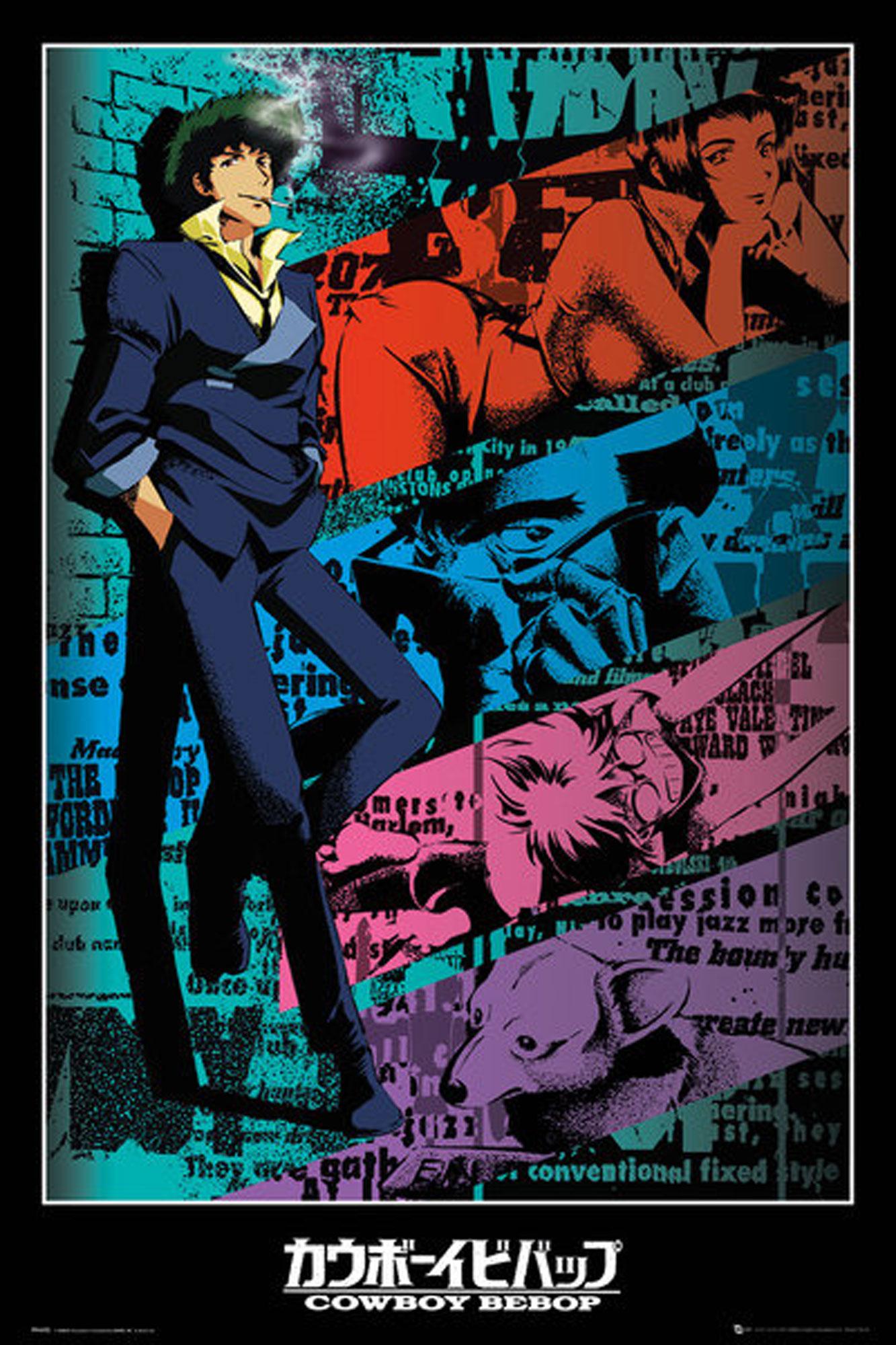 Cowboy Bebop - Spike - Poster - 61x91,5