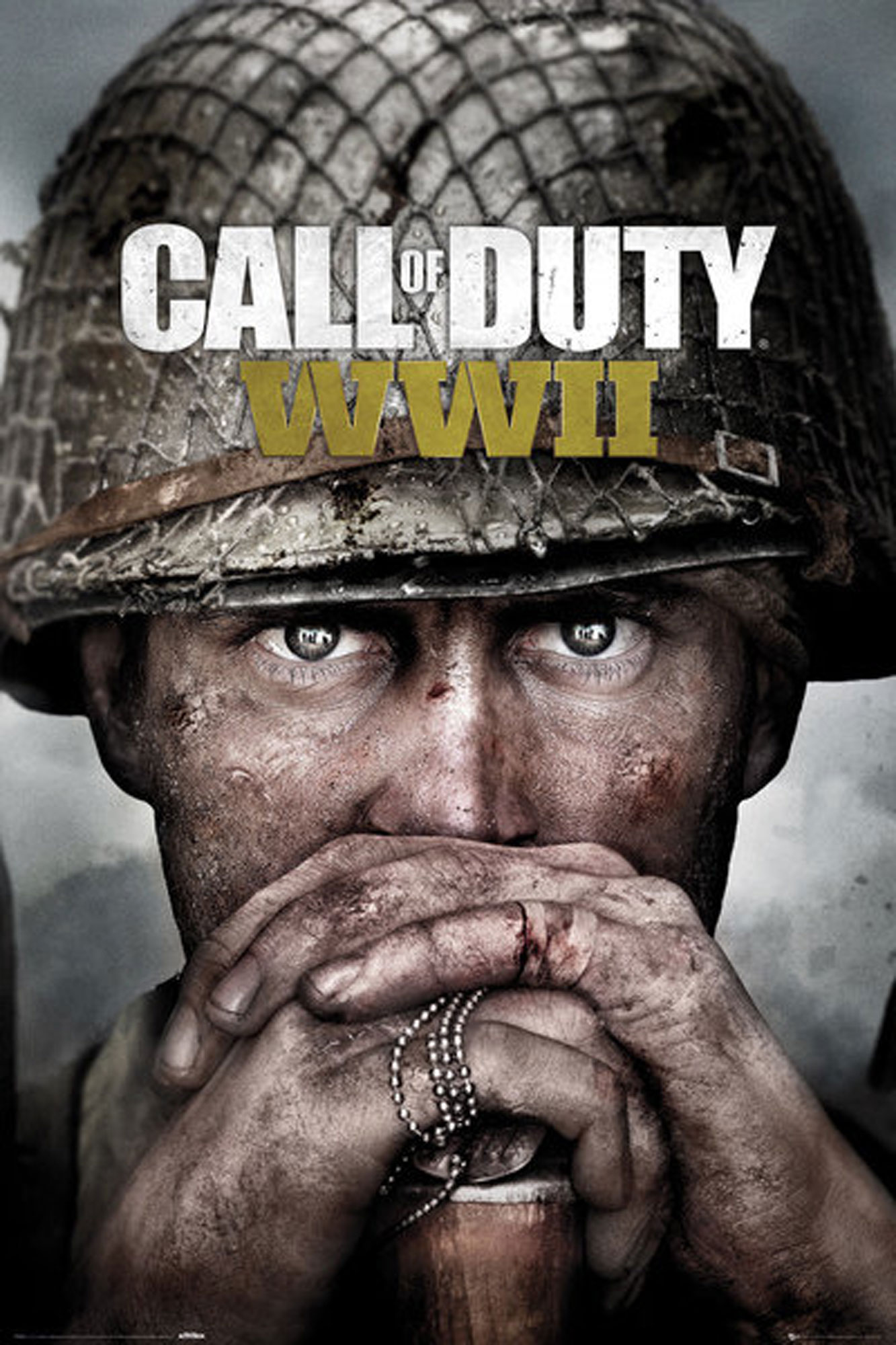 Call Of Duty - Poster - Stronghold - WWII Key Art