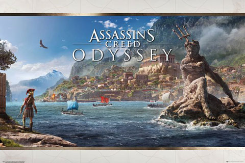 Assassins Creed - Poster - Odyssey - Vista