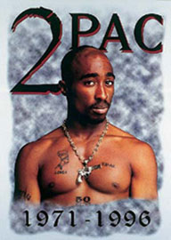 Poster - 2pac