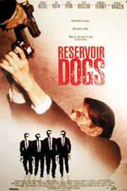 Poster - Reservoir Dogs