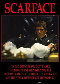 Poster - Scarface