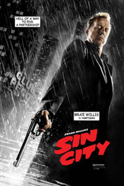 Poster - Sin City