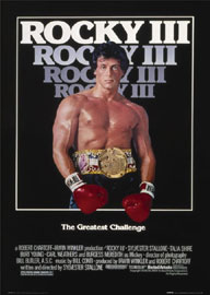 Poster - Rocky