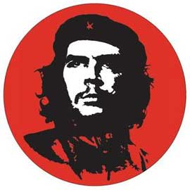Poster - Che Guevara Red