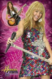 Poster - Hannah Montana The Movie