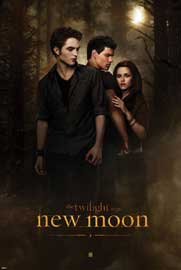 Poster - Twilight New Moon Version 2