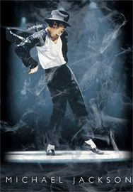 Poster - Jackson, Michael Live on Stage 3D