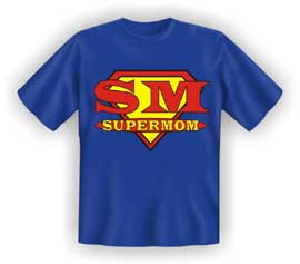 Poster - Supermom T-Shirt