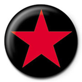 Poster - Symbols Red Star BT 4