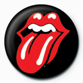 Rolling Stones Lips Version 2