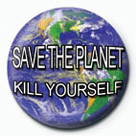 Poster - Fun Save the Planet