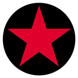 Poster - Symbole Red Star