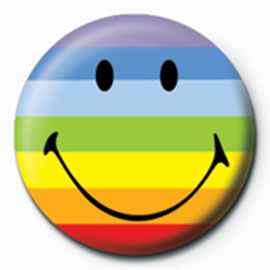 Poster - Smiley Rainbow