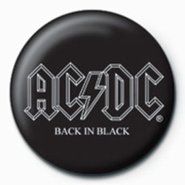 Poster - AC/DC Back In Black BT 123