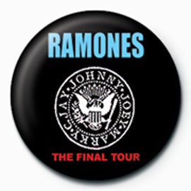 Poster - Ramones, The Final Tour