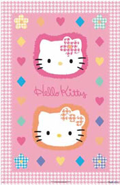 Poster - Hello Kitty Pink Version 2