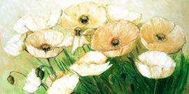 Poster - Krobs, Elisabeth Tender Poppies