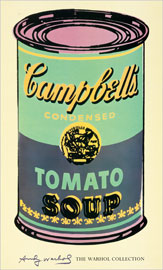 Poster - Warhol, Andy