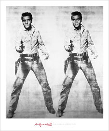 Warhol, Andy Elvis, 1963