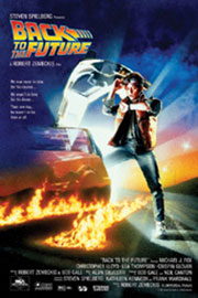 Back To The Future Michael J. Fox, Christoph