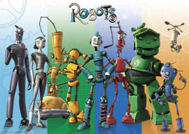 Poster - Robots