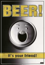 Poster - Beer