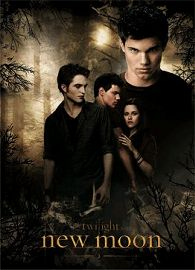 Poster - Twilight New Moon 3D