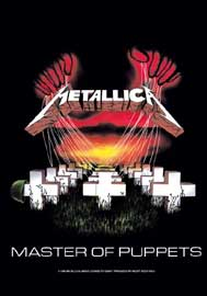 Poster - Metallica Master of Puppets