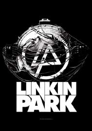 Poster - Linkin Park Atomic Age
